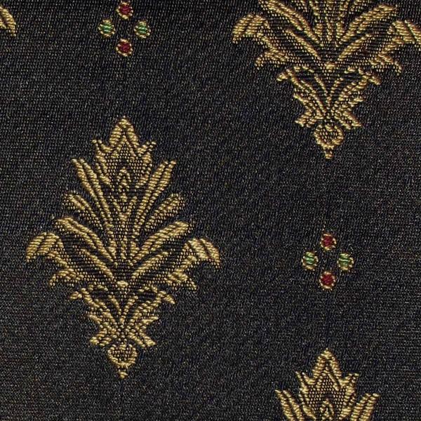 Faremont Fleur Navy Fabric - SR12212