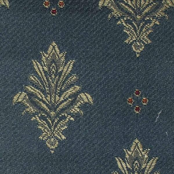 Faremont Fleur Blue Fabric - SR12214