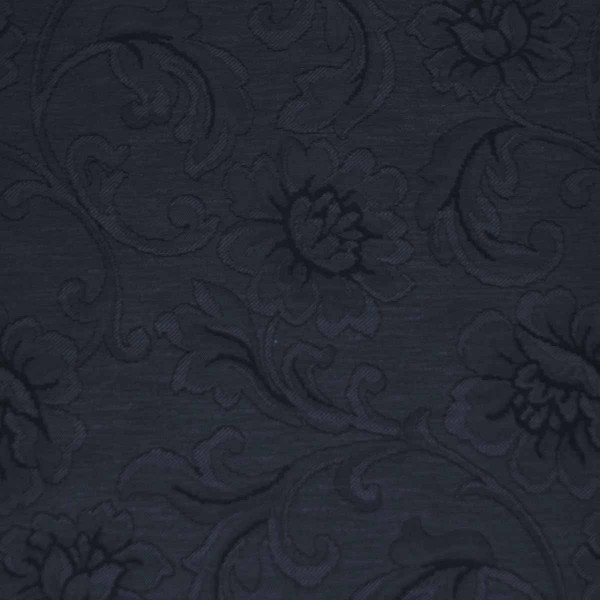 Keswick Floral Navy Fabric- SR13314