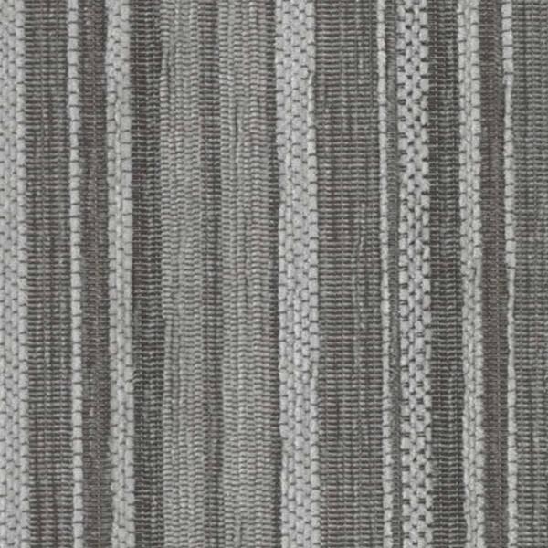 Maida Vale Candy Stripe Grey Fabric - SR14645
