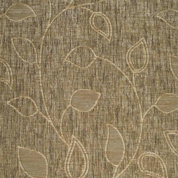 Montana Floral Truffle Fabric - SR12102