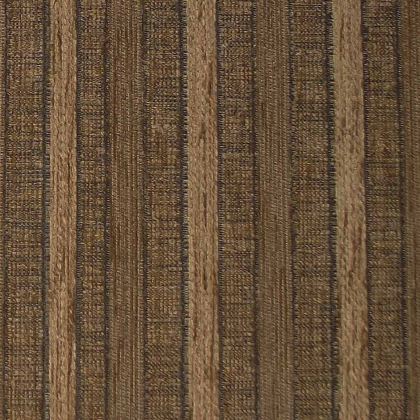 Montana Striped Cocoa Fabric - SR12126