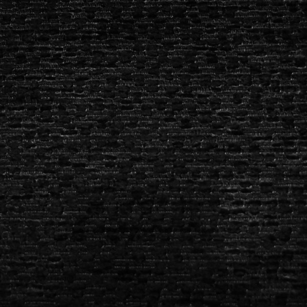 Soho Pebble Black Fabric - SR15654