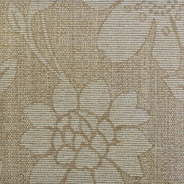 Paris Floral Beige Fabric
