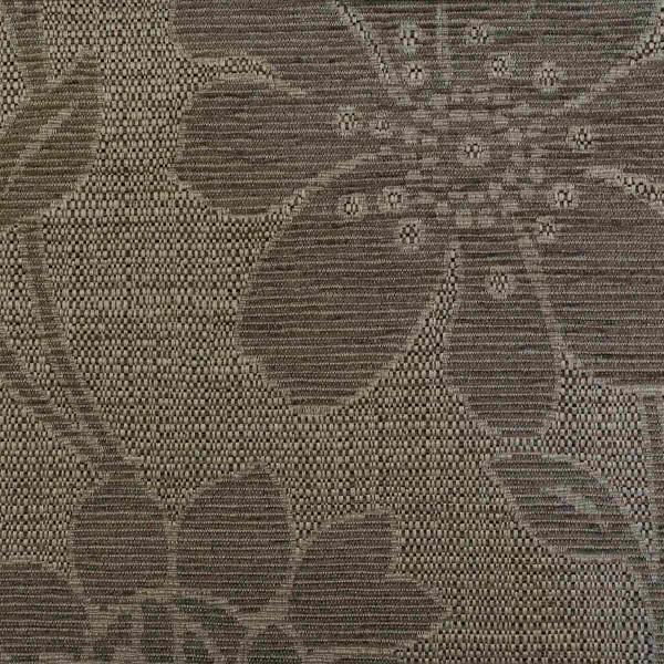Paris Floral Coffee Fabric