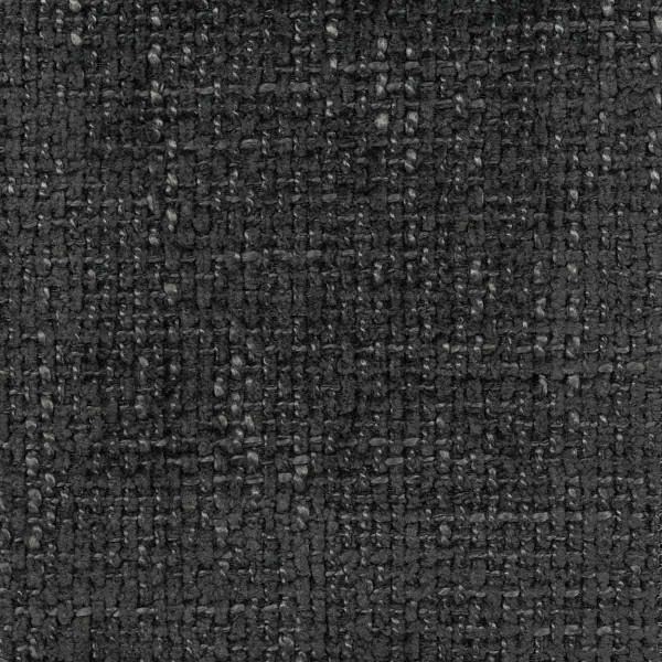 Venice Charcoal Soft Weave Fabric