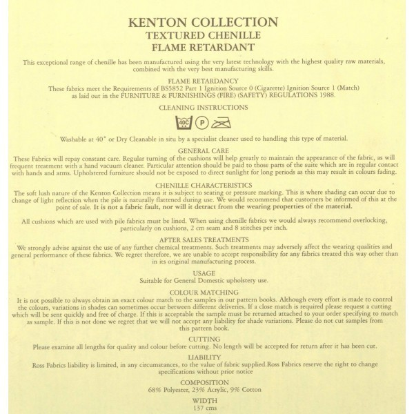 Kenton Hopsack Duck Egg Fabric - SR13742