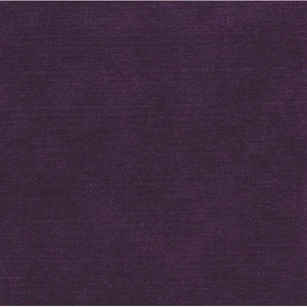 Velluto Aubergine Fabric - VEL219