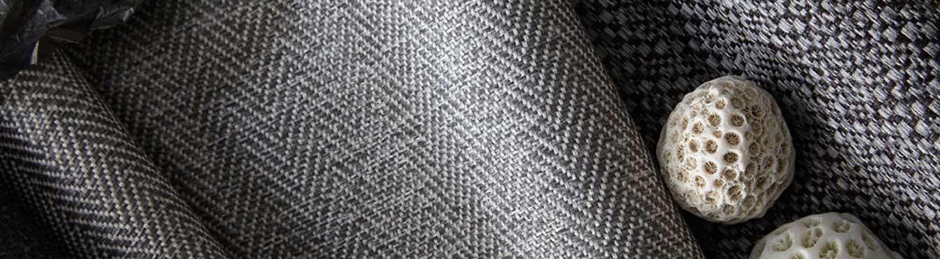 Dundee Herringbone Fabric Collection | Beaumont Fabrics UK