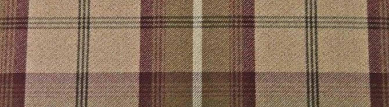 Balmoral Tartan Fabric Collection | Beaumont Fabrics UK